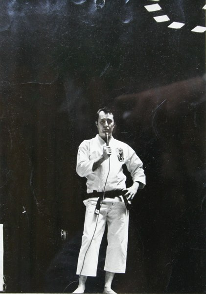 the background on isshinryu founder Welcome to the home of berkeley isshinryu, a dojo serving san francisco bay  area students of isshin-ryu karate about the dojo about isshin-ryu location and .