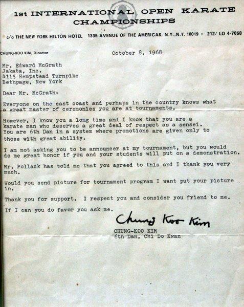 ed mcgrath letter