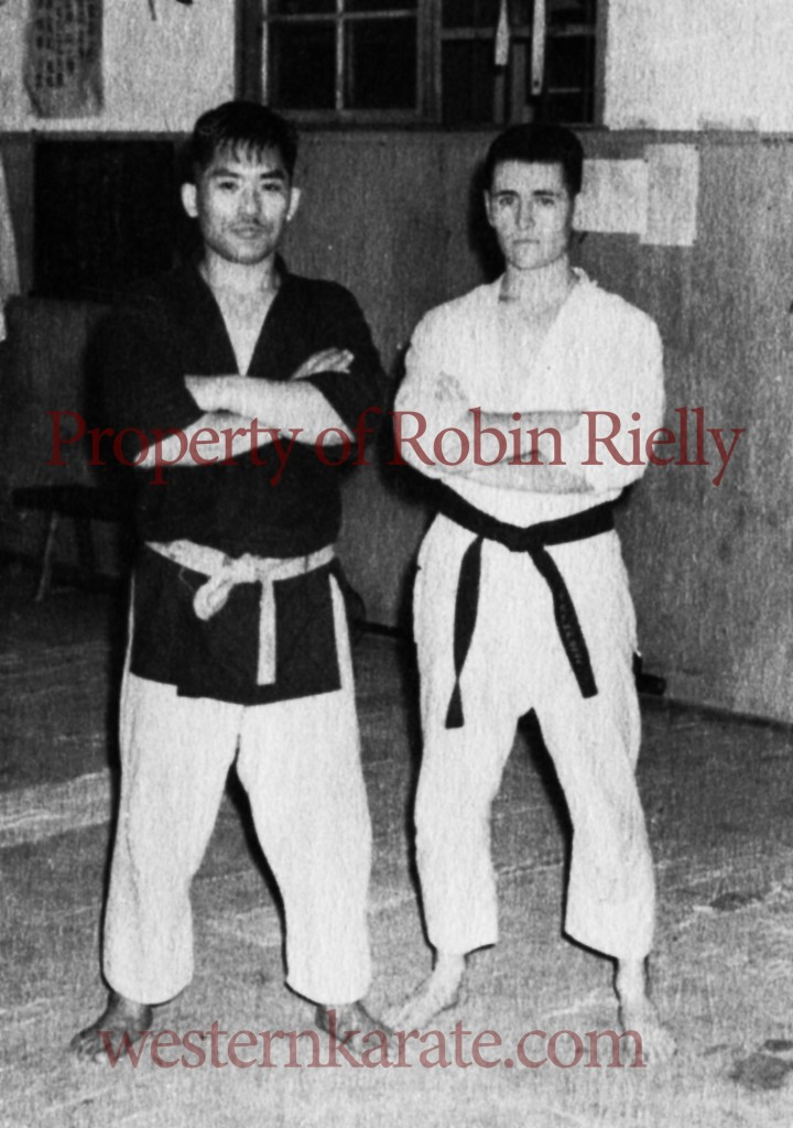 robin rielly and nagaoka fumio
