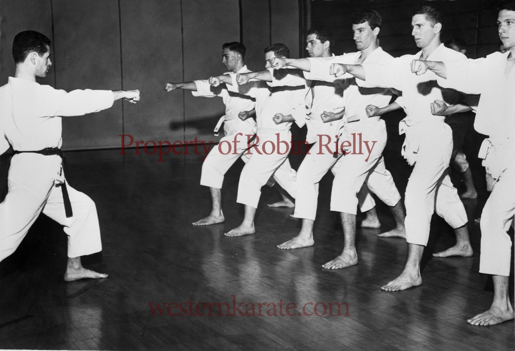 robin rielly shotokan karate club