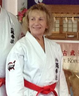 <br>Ann Marie Heilman - Okinawa Kenpo