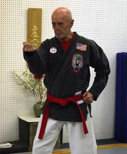<br>Ed McGrath - Isshin Ryu