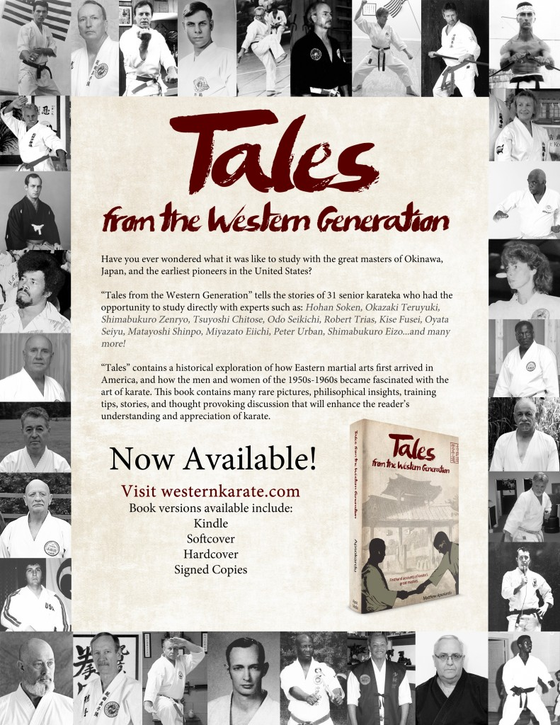 Tales from the Western Generation Flyer