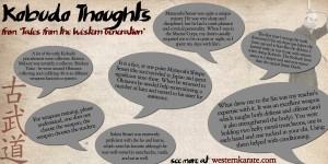 kobudo thoughts